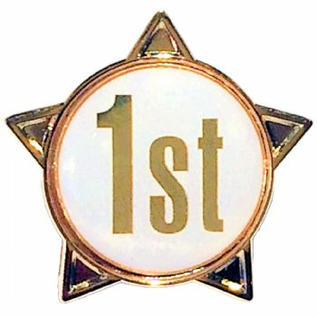 1st titled star badge